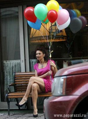 Эвелина БЛЁДАНС (Фото: paparazzi.ru)
