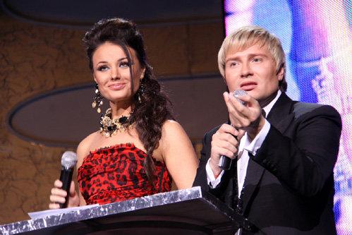 Оксана Фёдорова, Николай Басков