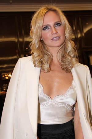 Наталья Ионова (Глюкоза) вошла в сотню самых красивых женщин планеты.