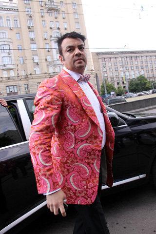 Филипп Киркоров (фото Бориса Кудрявова)