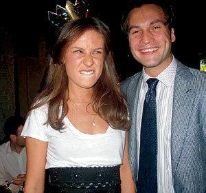29-летний Борис никогда не скрывал свою слабость к женскому полу…