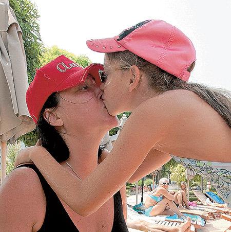 Мать и дочь: полное взаимопонимание