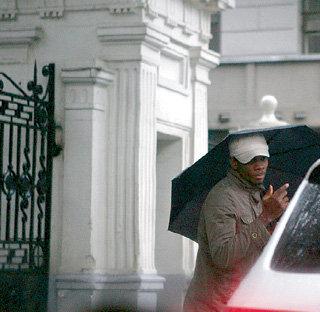 Утром из квартиры-музея на Ордынке вышел молодой афроамериканец…