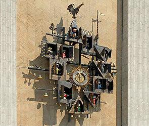 Театр имени ОБразцова считается крупнейшим театром кукол в мире.