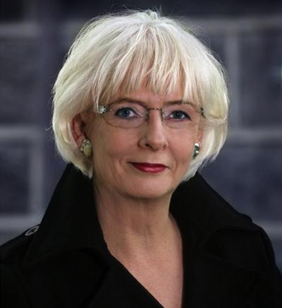 Премьер-министр Исландии Йоханна Сигурдардоттир заключила однополый брак 27 июня 2010 года. Фото: Википедия