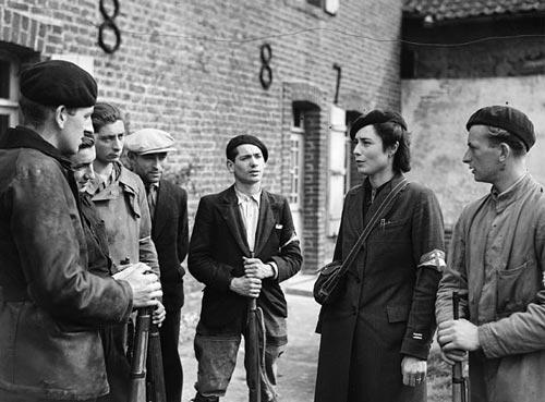 Маки – бойцы французского сопротивления в 1944 году. Источник: wikipedia.org