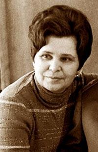 Жукова (Семенова) Галина Александровна. Фото: wikimedia.org