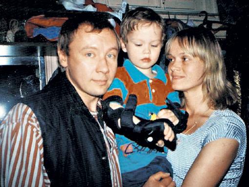 Фото семьи актрисы елены скороходовой