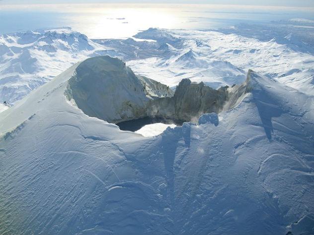 ВСША навершине горы Адамс найдено тело инопланетянина