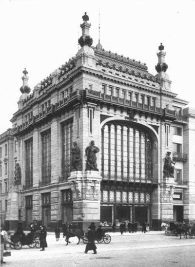 Магазин братьев Елисеевых на Невском проспекте, 1906 год. Фото: Wikimedia