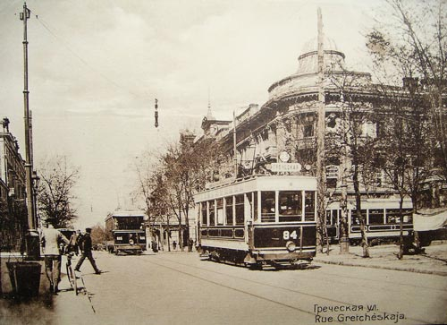 Одесса в начале XX века. wikipedia.org