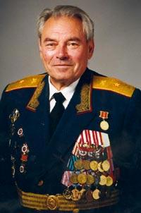 Приемный сын Сталина А.Ф. Сергеев