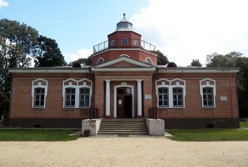 Дом-музей А.К. Толстого в Красном Роге