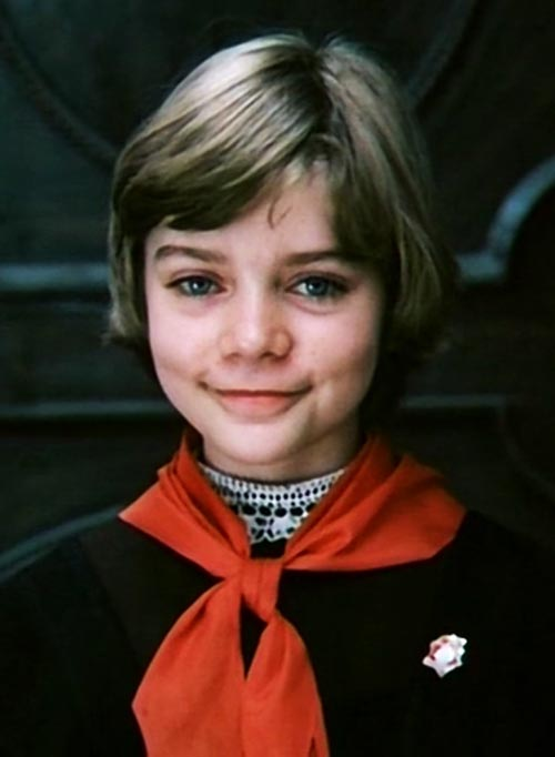 Наталью Мурашкевич до сих пор поклонники зовут Алисой Селезневой. wikimedia