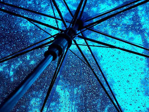 Вближайшие три дня жителей столицы ожидают сильные дождь иветер
