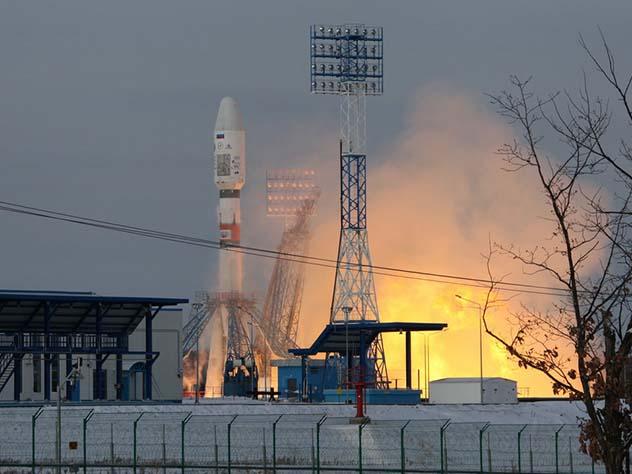 В «Роскосмосе» раскрыли детали провального запуска ракеты с«Метеором»