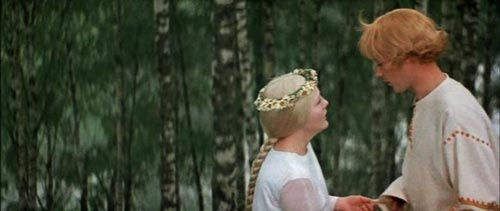 Кадр из фильма «Снегурочка»