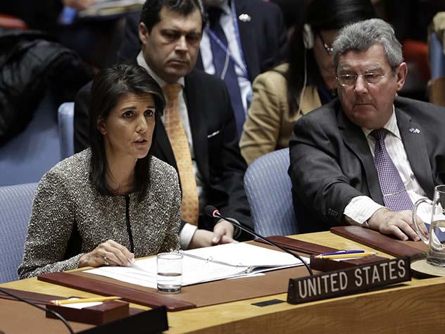 США небудут участвовать вглобальном договоре ООН помиграции
