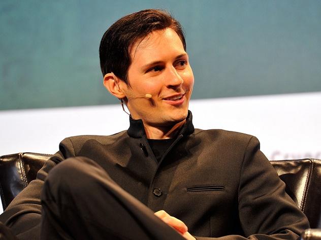 Глава Telegram Павел Дуров