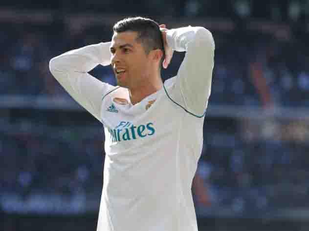 Футболисты «Реала» ополчились наРоналду— Бунт вМадриде