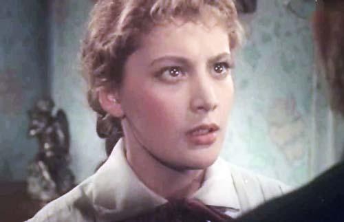 Кадр из фильма «Долгий путь», 1956 год
