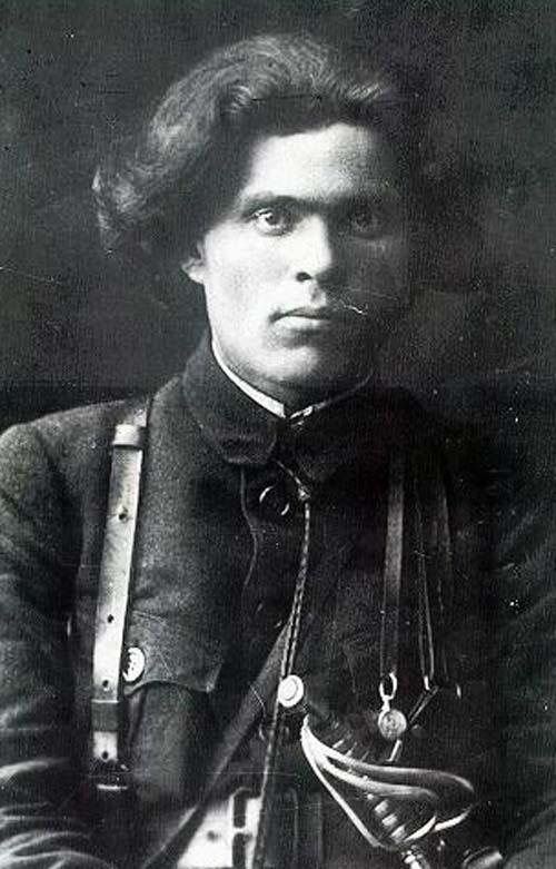 Нестор Махно. Соратник и, возможно, любовник Маруси Никифоровой. Фото: wikimedia.org