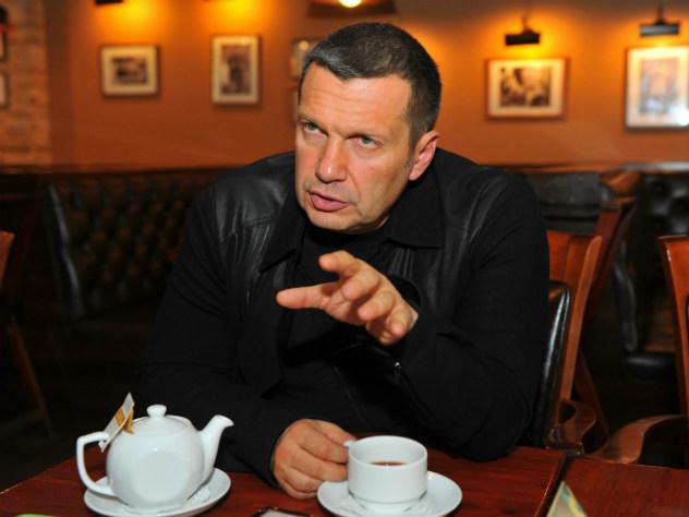 Владимир Соловьев поставил на место украинского дипломата