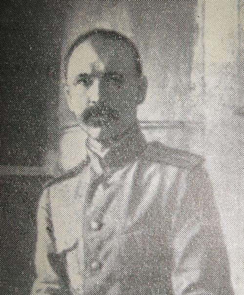 Есаул 29-го Донского казачьего полка Ф. В. Токарев. Фото: wikimedia.org