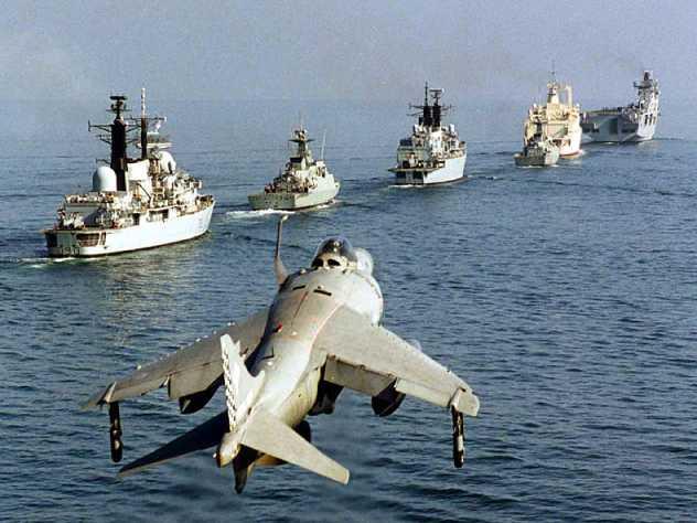 В США признали, что Россия не дает возможности активно действовать на Балтике потенциальному противнику