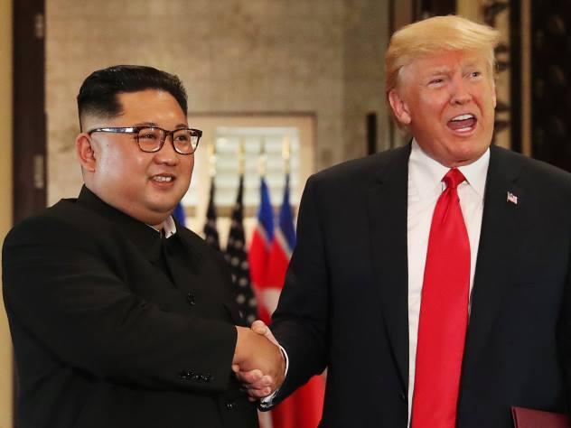 Пушков о встрече Трампа и Ким Чен Ына: «Самое начало разрядки»