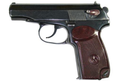 Пистолет Макарова был принят на вооружение еще в 1951 году. Фото: wikipedia.org