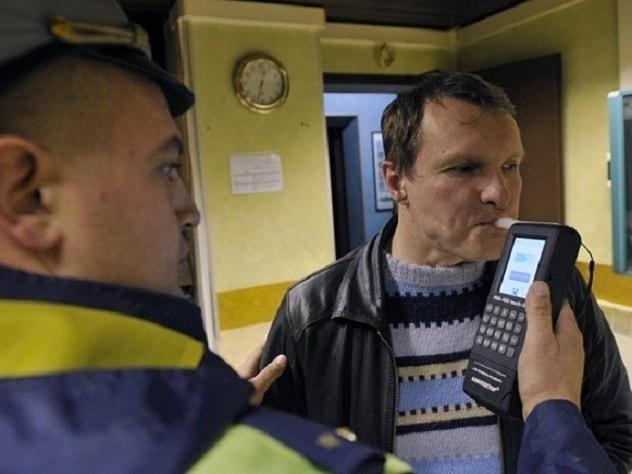 Новый российский «закон о 0,3 промилле» вступил в силу