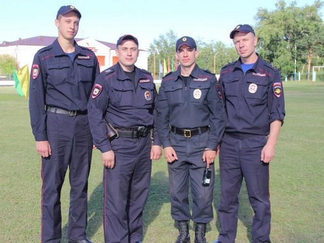 полицейские спасли грудного ребенка в иркутской области