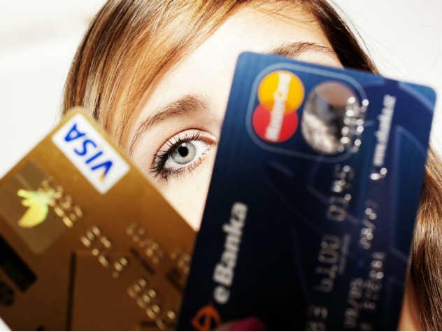 В Крыму не обслуживаются Visa и MasterCard