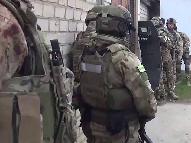 В результате спецоперации в Дагестане ликвидировали троих боевиков