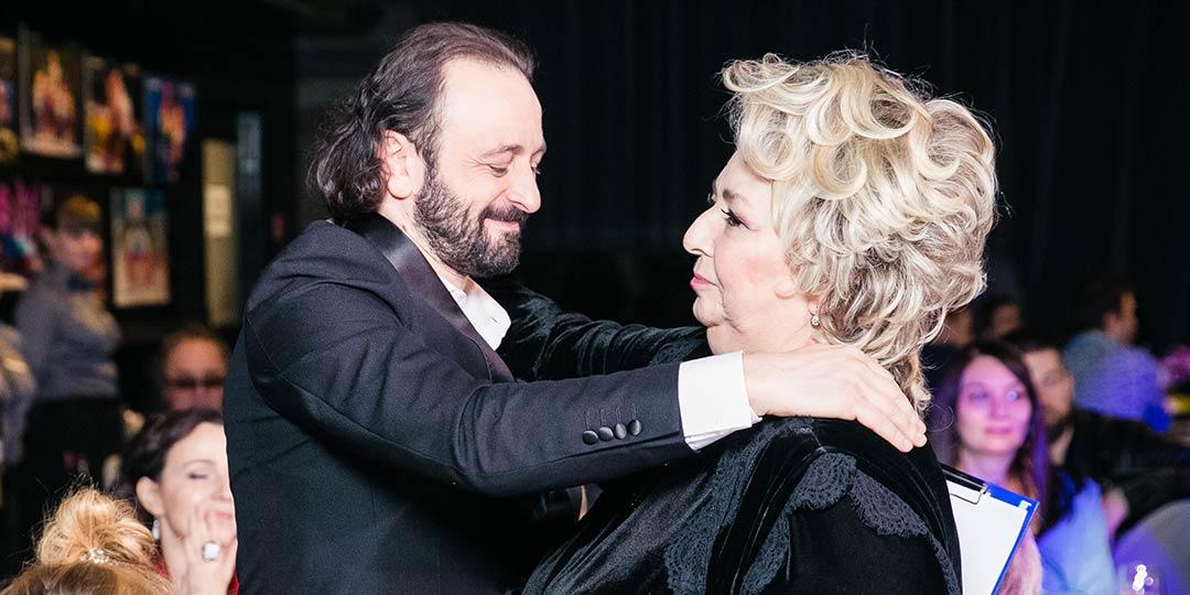 Илья Авербух и Татьяна Тарасова