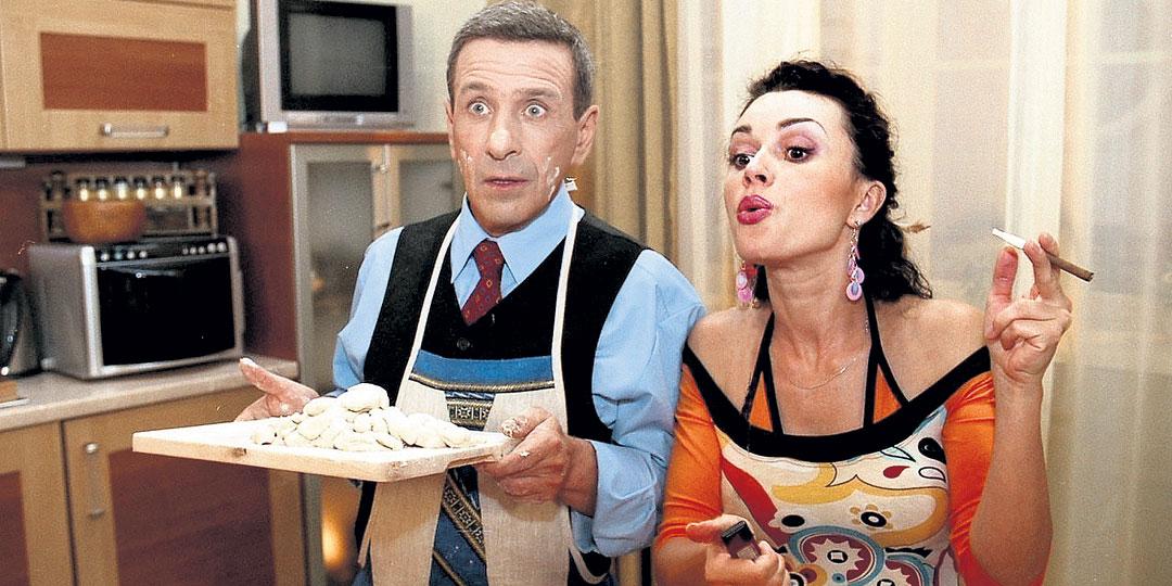 Сериал «Моя прекрасная няня» стал самым популярным благодаря дворецкому Константину и няне Вике. Кадр из сериала «Моя прекрасная няня»