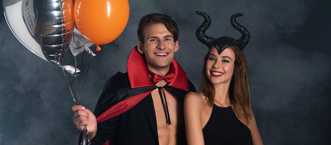 Самые популярные костюмы на Хэллоуин
