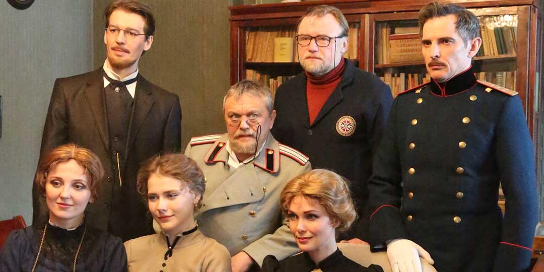 Спектакль Три сестры Чехова во МХАТе им. Горького