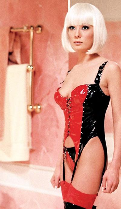 На заре карьеры Чулпан сыграла проститутку в австрийском фильме «Сукин сын»