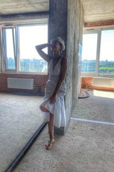 Ольга Бузова показала подписчикам фото новой квартиры. Фото: официальная страница Ольги Бузовой в «Инстаграме»