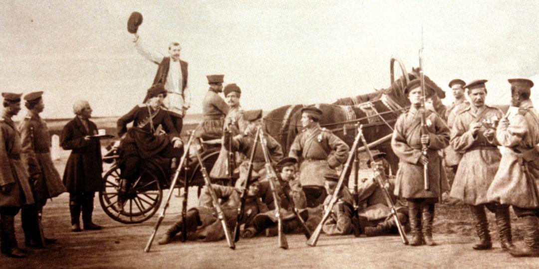 165 лет назад войска объединенной Европы захватили северную часть Севастополя