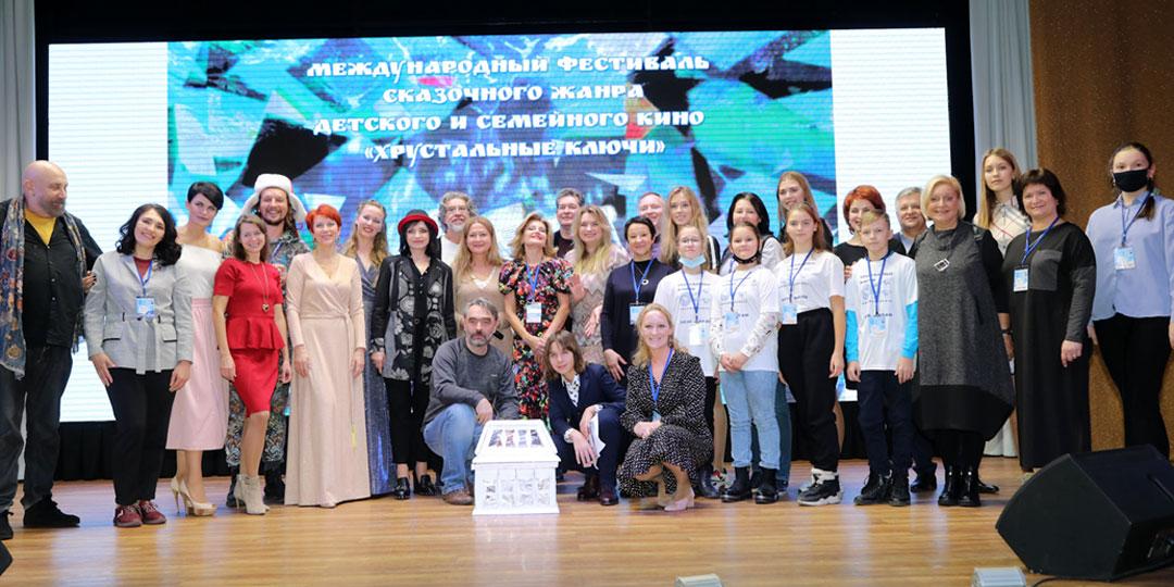 Открытие фестиваля «Хрустальные ключи» на Алтае