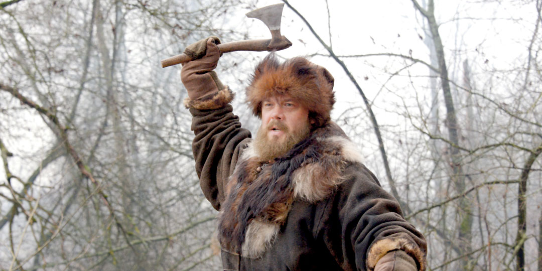 Герой Артура - Лука Бондарев стал одним из ключевых персонажей сериала. Фото Пресс-службы телеканала «Россия»