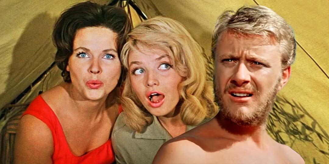 «Кустинская бесилась, что Миронов развлекается с Фатеевой»: что произошло на съемках фильма «Три плюс два»